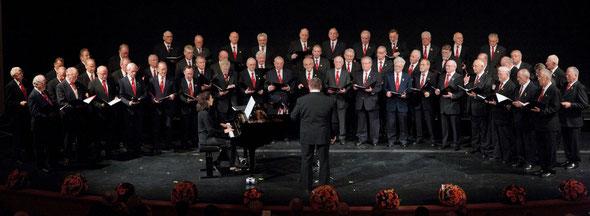 Chormartinee: Deutsche Oper am Rhein, Düsseldorf im Oktober 2010