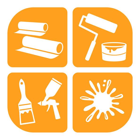 Büchsel - Maler GmbH: Anstrich-, Fassaden-, Tapezier-, Putzarbeiten, Trockenbau, Wärmedämmung und Bodenbeläge