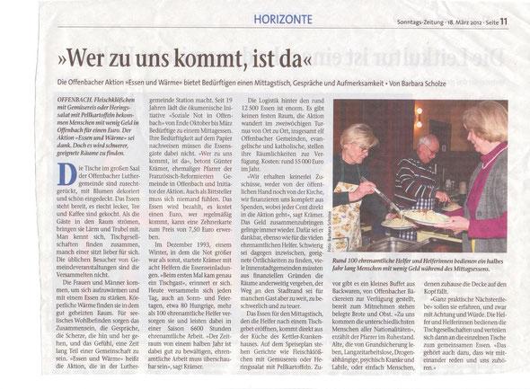 Ev. Sonntagszeitung 18.3.2012