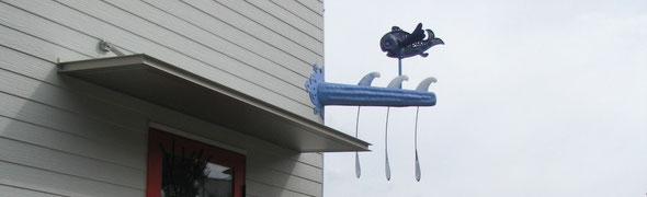 飛ぶ魚入口