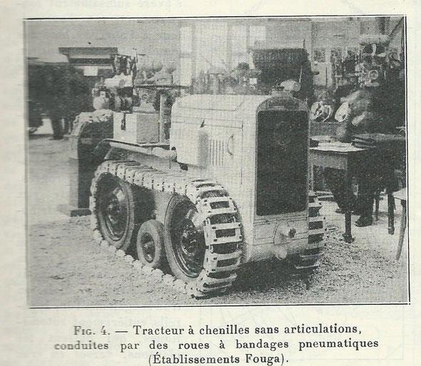 Le Génie Civil n°2801 samedi 18 avril 1936 XV ème salon de la Machine Agricole à Paris