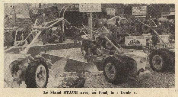 Foire de Montpellier Octobre 1962