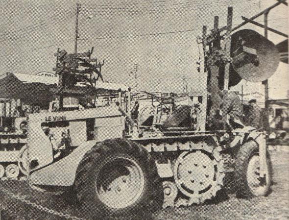 Foire de Montpellier en octobre 1962