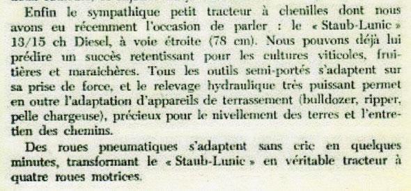 """Article sur """"Le Marchand réparateur de machines agricoles"""""""