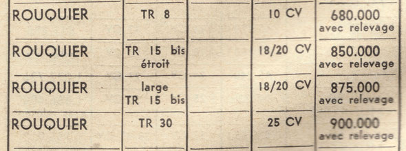 """Revue """"Marchand réparateur """" du mois deseptembre 1956"""