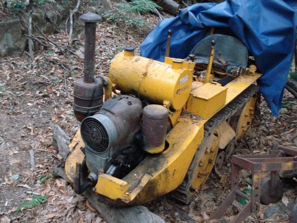 Photos d'un Le Vini postées sur le Forum Tracteurs et Motoculteurs d'Antan