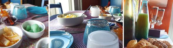 colazione al b&b Bianca