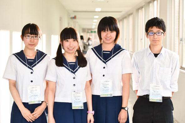 みやぎ総文2017秋田高校