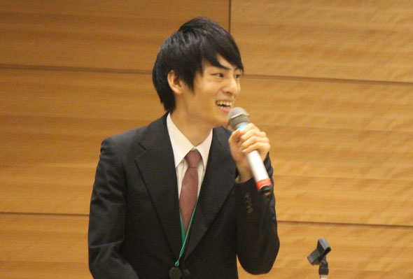 「高校生から考えたい」斎木陽平さんからのメッセージ