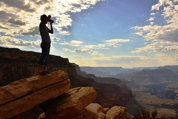 アリゾナ州:グランドキャニオン