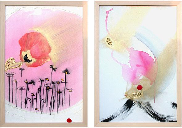 free art eu, Bilder mit Acryl