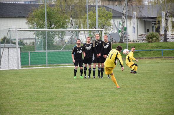 CSV Siegmar 48 vs. FCW