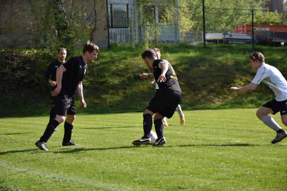 FCW vs. FC Arche Chemnitz