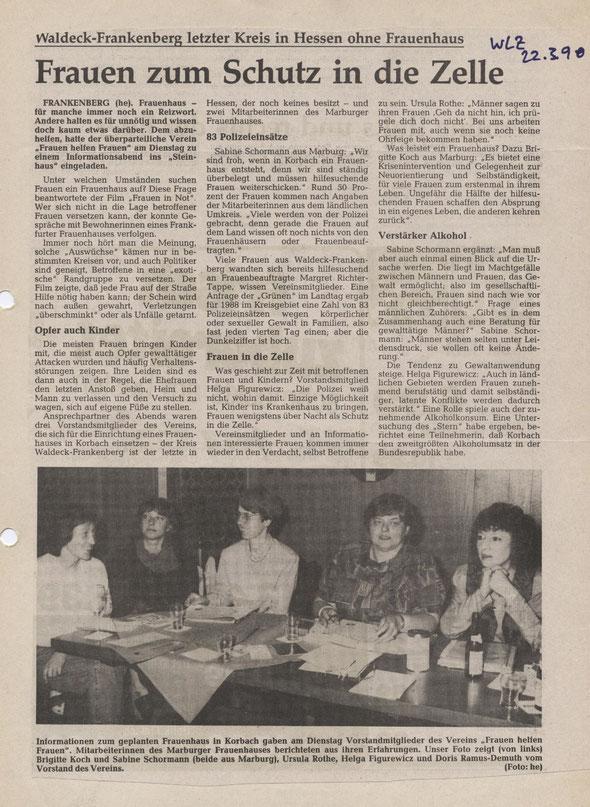 WLZ vom 22.03.1990