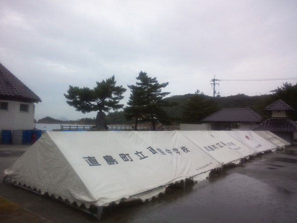 ざばざばの大雨