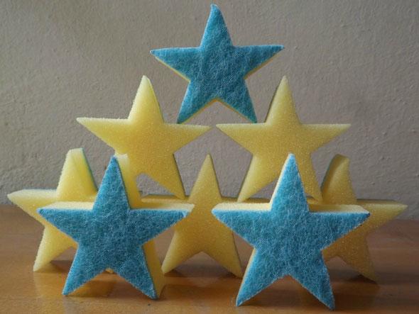 Sternenpyramide