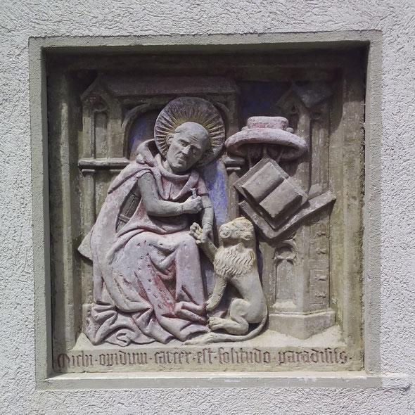 Hierionymusrelief Tückelhausen
