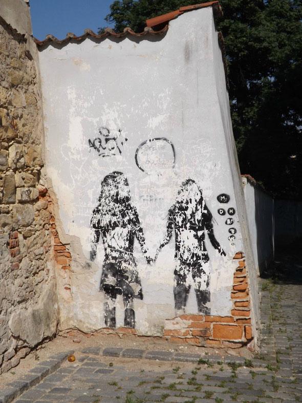 Prager Mauerbilder