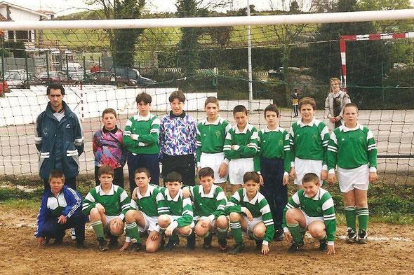 CID Alevín 1997-1998