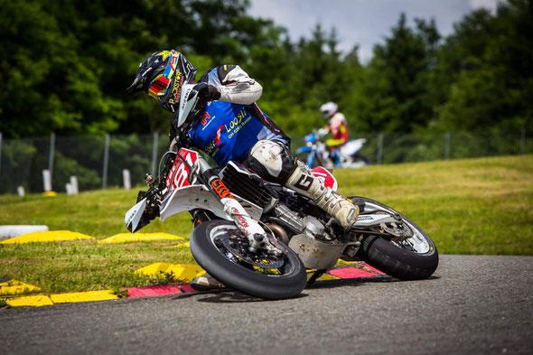 Andreas Schmid Super Moto, Snipptec