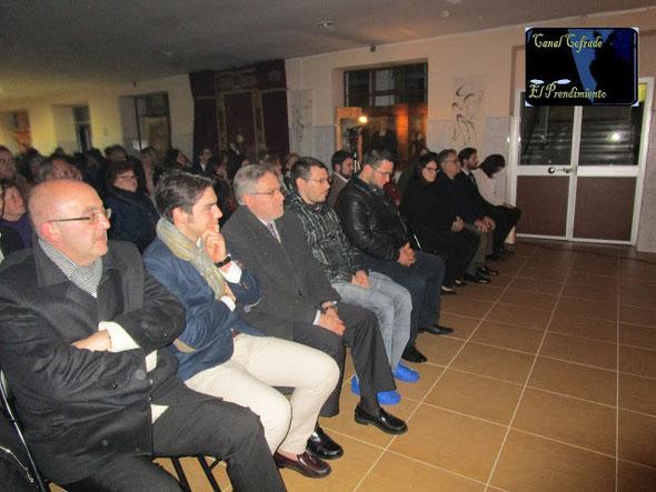 Imagen cedida por Canal Cofrade El Prendimiento