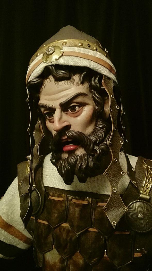 Guardia Judío del Sanedrín (Misterio del Prendimiento. El Puerto de Santa María)