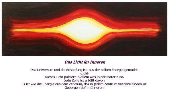 Seelenbild - Das Licht im Innern