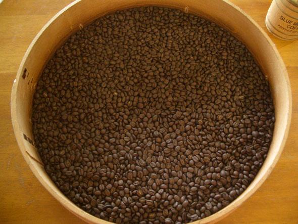 煎り上がり豆