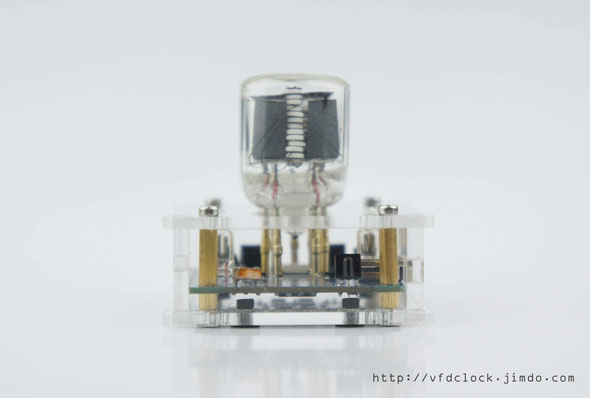 QS27-1 单管辉光时钟 V1.0 QS27-1 Single Digit NIXIE Clock
