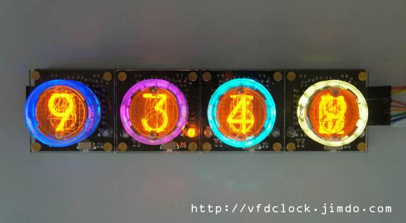 q30-1 NIXIE module for arduino v1.0