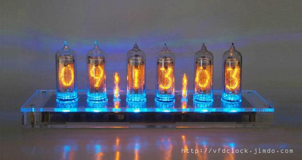USB powered 6-Tube IN-14 NIXIE clock