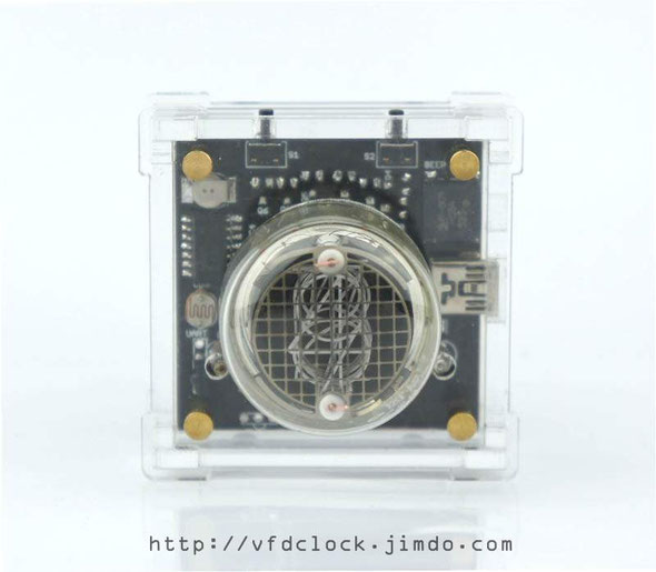 QS30-1 单管时钟 正面