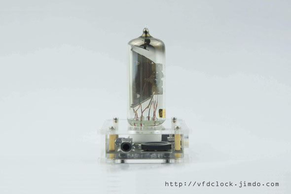 USB Powered 6E2(EM84) Magic Eye VU Meter(Audio Visualizer)-V1.0