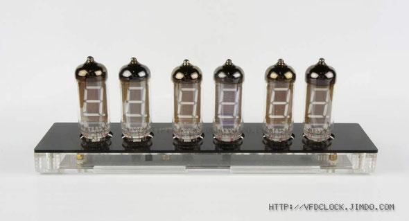 IV-11六管时钟-正面效果