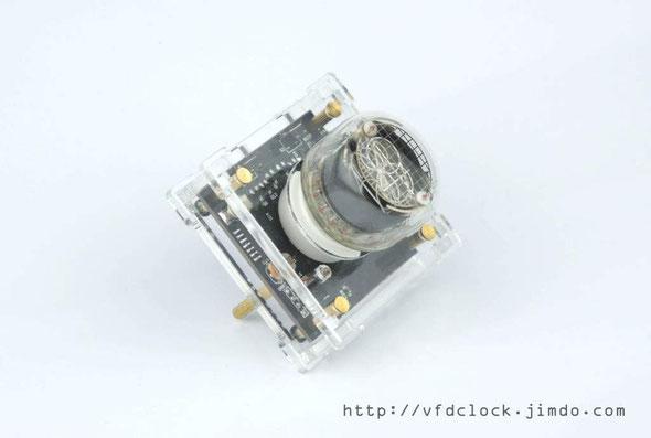 QS30-1 单管时钟 侧面