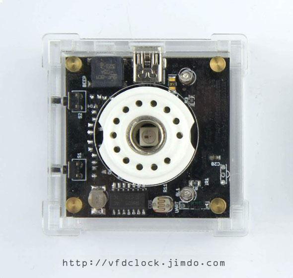 QS30-1 单管时钟 未安装显示管