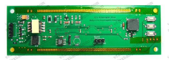 PCB背面零件的安装