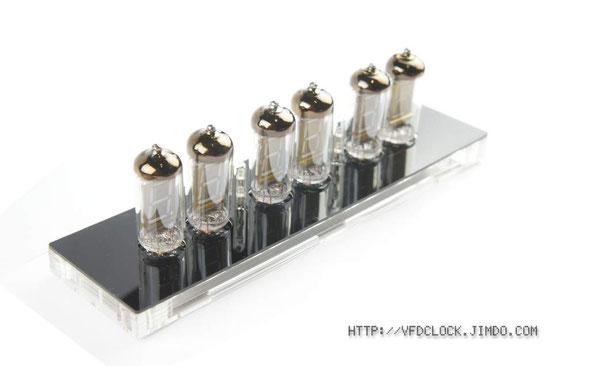 IV-11六管电子钟增强版