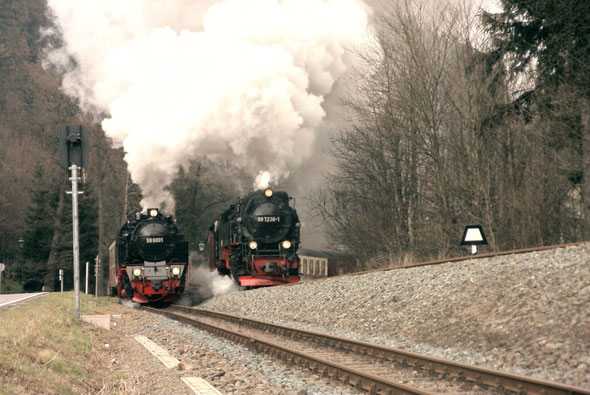 Doppelausfahrt Alexisbad 22.03.2002