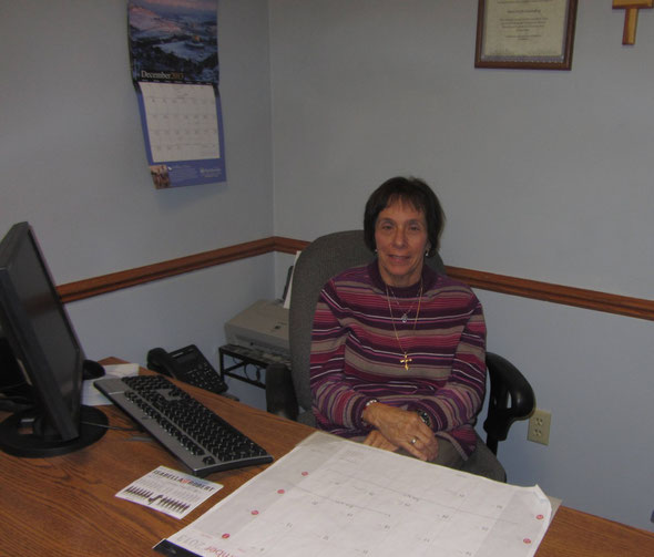 Jane Hoeller, Support Group Leader