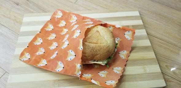 Etsy Qc, portrait de créateur, créations Mayana, sac sandwich
