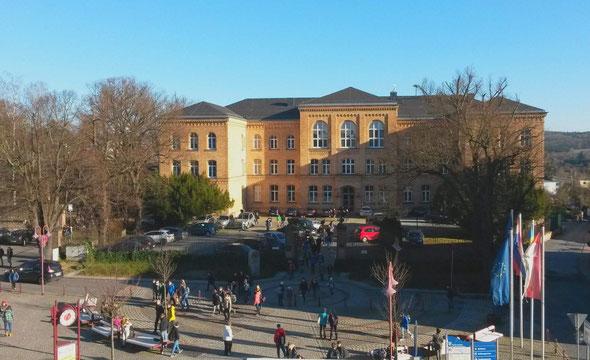 CWS und Schloßplatz