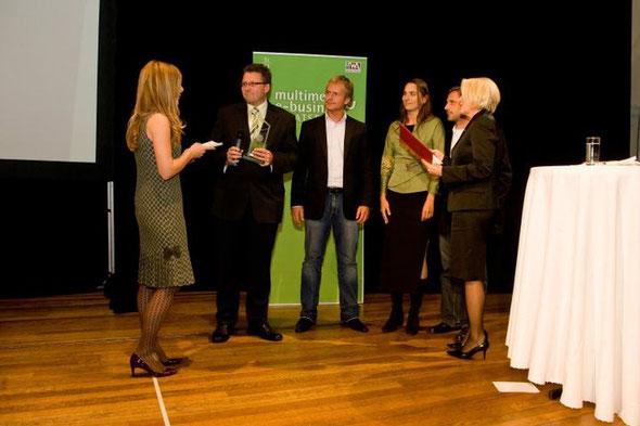 Preisverleihung Staatspreis 2008 im Wiener Konzerthaus.