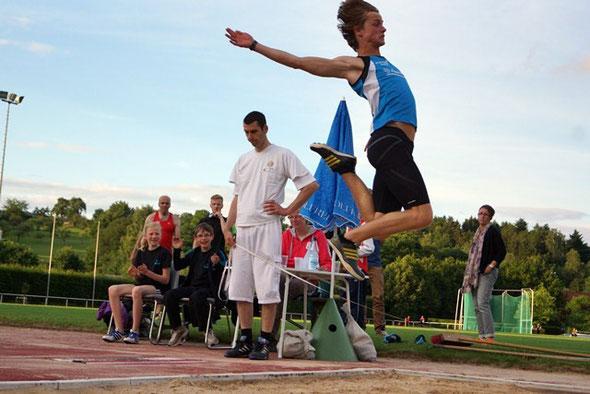 Jan Kaufmann: Athlet der LG Lemgo