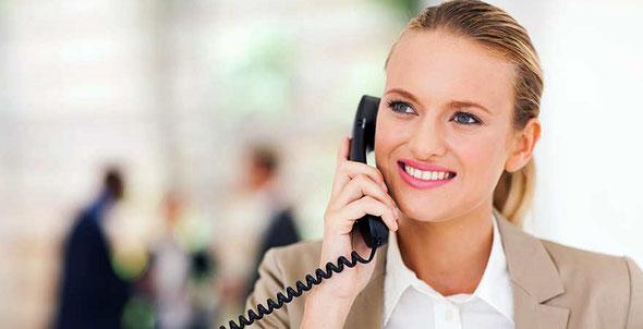電話対応と電話秘書代行
