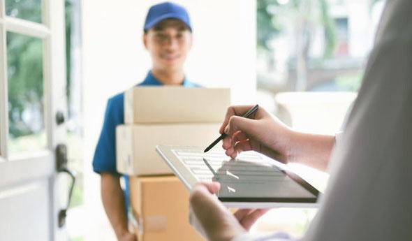 バーチャルオフィスの郵便物は受取・転送方法が選べる