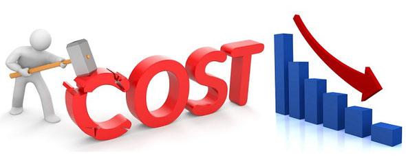 月額固定費の削減が超重要