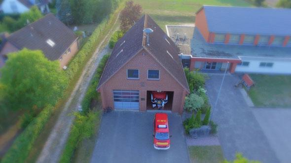 Feuerwehrhaus Freiwillige Feuerwehr Soderstorf