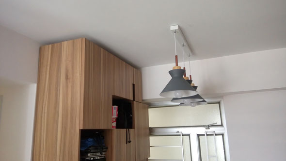太古城燈飾安裝 Lighting installation HK