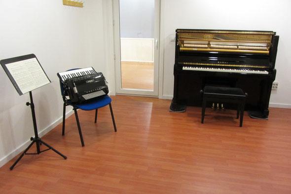 Aula 4 Piano y Acordeón